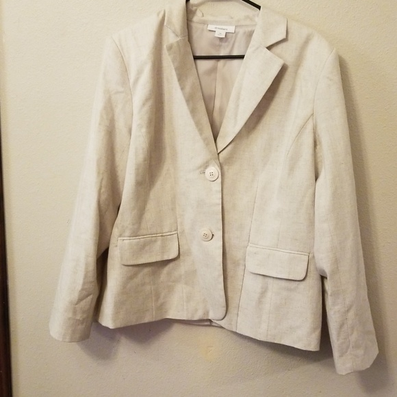 9386680583c3 Dress Barn Jackets & Coats | Womens Blazer Sz 16 | Poshmark